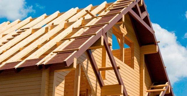 Основные типы крыши
