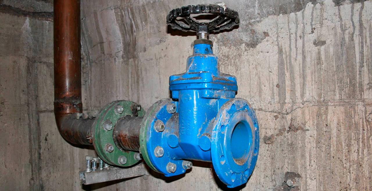 Системы водо-теплоснабжения