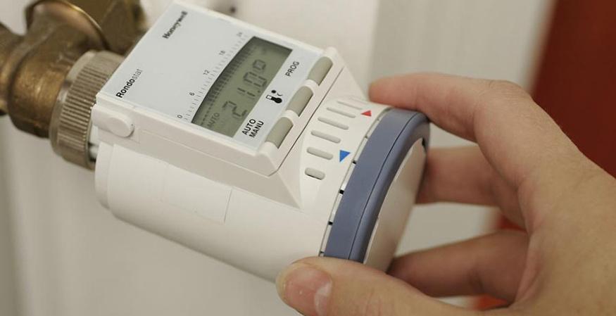 виды терморегуляторов для батарей отопления