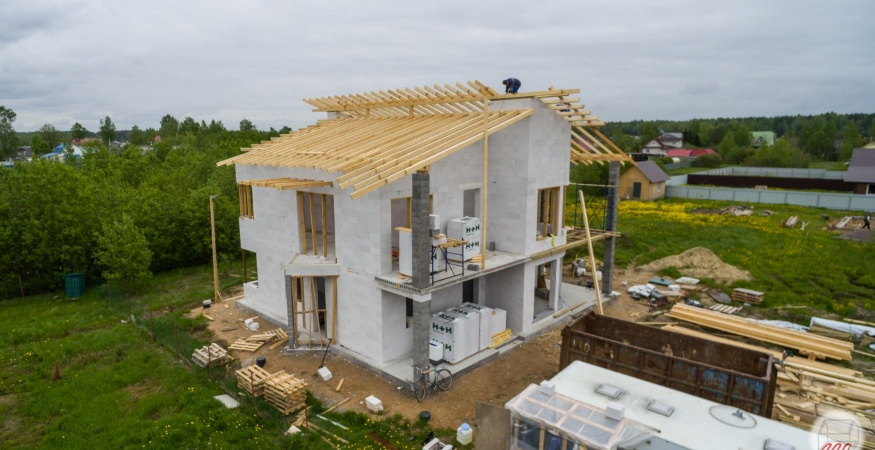 Из чего строить дом в 2019 году?