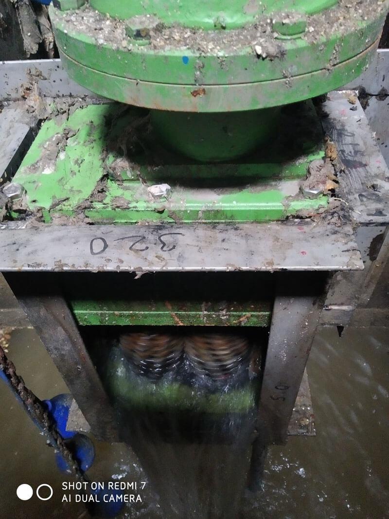 Прочистка канализации #5248
