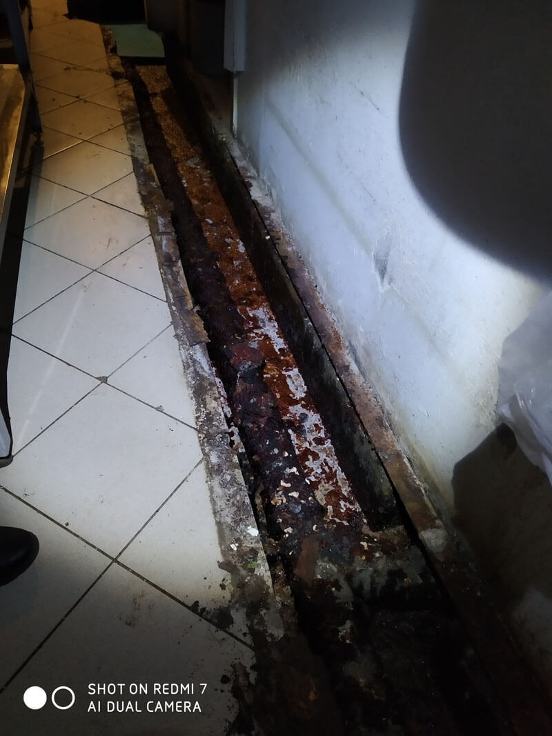 Прочистка канализационных труб #5281