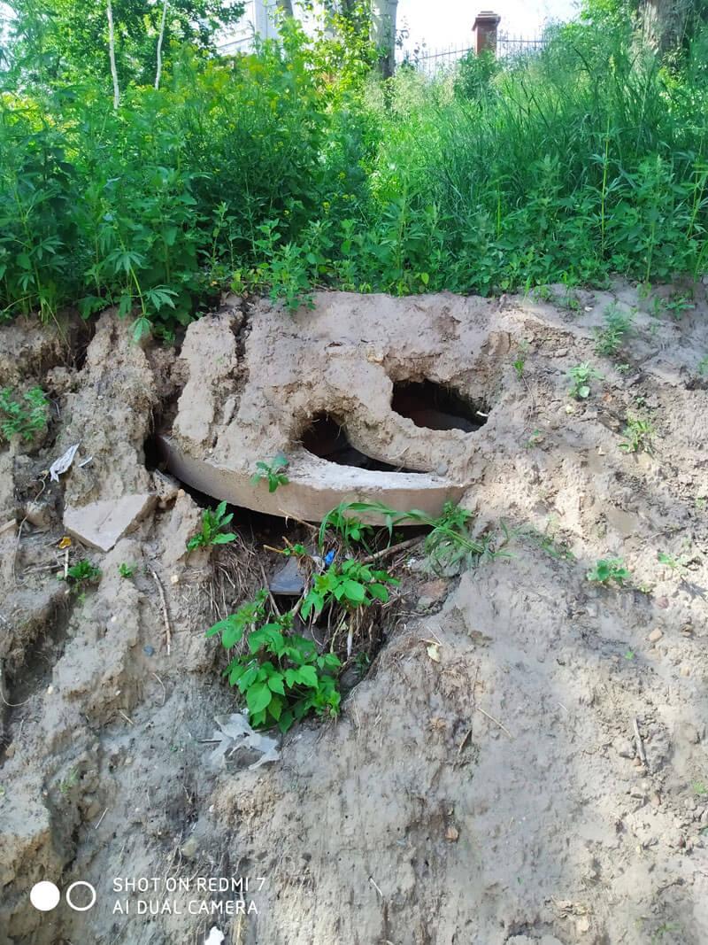 Прочистка канализации #5282
